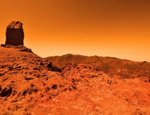 Wat ga je dan doen op Mars?